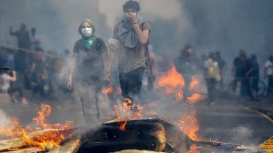 Las causas del malestar popular en Chile