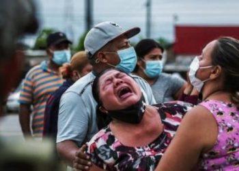 118 muertos en la peor masacre carcelaria en la historia de Ecuador