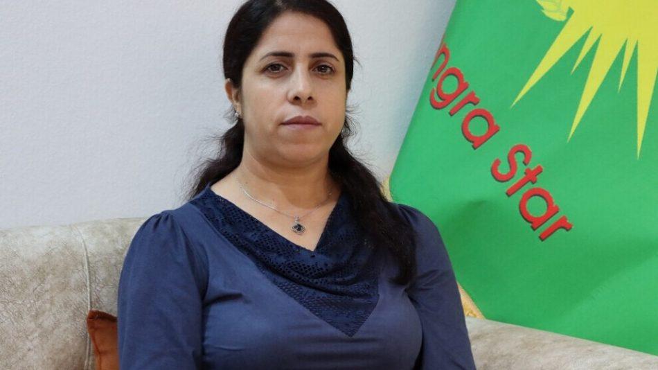Portavoz de Kongreya Star: «Matar a una mujer embarazada es el crimen más despreciable»