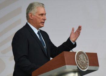 Díaz-Canel condena planes de magnicidio contra Luis Arce