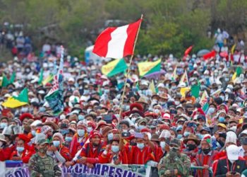 Pedro Castillo presenta segunda reforma agraria