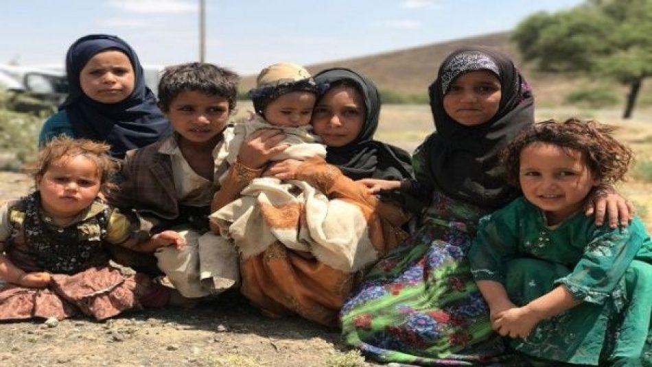 Advierten que 10.000 niños han fallecido por conflicto en Yemen