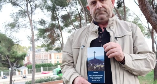 Ofrecen una subvención al gobierno para mejorar la información que reciben quienes visitan el Valle de los Caídos
