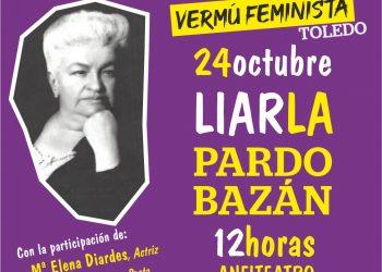 Un «vermú» feminista para homenajear a Doña Emilia
