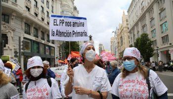 Los sindicatos demandan recursos para solventar el colapso de la Atención Primaria en Madrid