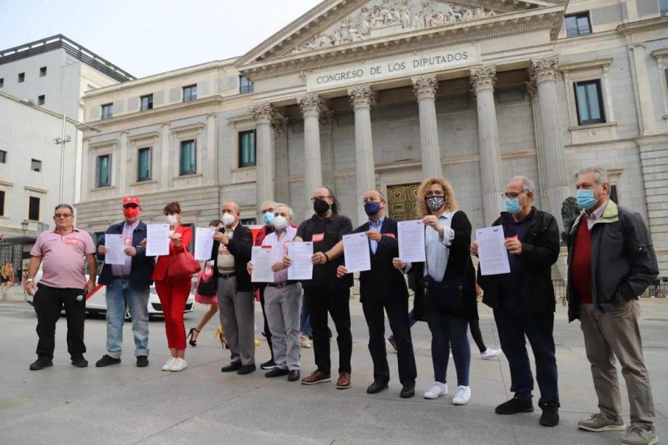 """CCOO denuncia la """"especial gravedad"""" de la situación de la protección social en la Comunidad de Madrid"""