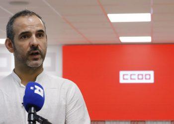 CCOO advierte que la fuerte subida de la energía perjudica al tejido productivo y a los trabajadores y las familias trabajadoras