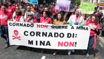 Vecinos de Touro y O Pino denuncian que Cobre San Rafael convierte el proyecto de la mina de Touro en un juego de «trileros»