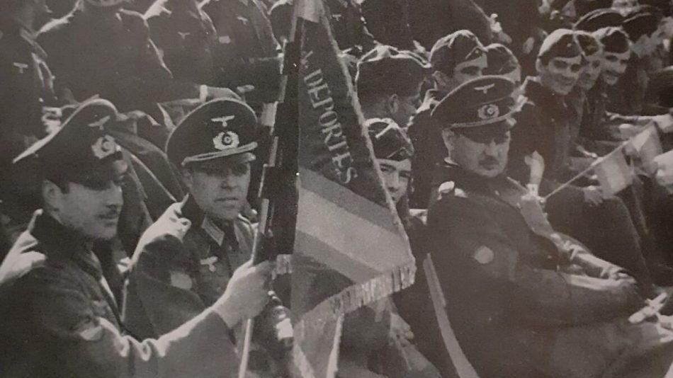 IU, PCE y Foro por la Memoria exigen prohibir una conferencia en Albacete para ensalzar a la División Azul