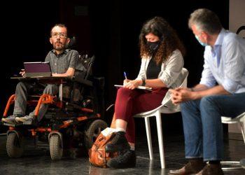 Echenique critica las palabras de Vargas Llosa: Los golpes aparecen cuando se cree que la gente vota mal