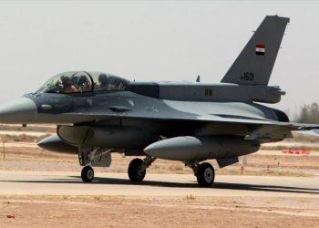 Aviones iraquíes bombardean cuartel general de Daesh en Diyala