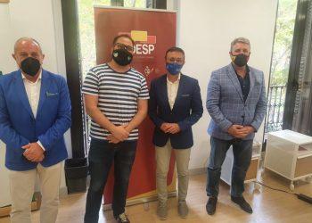ADESP se reúne con Podemos entorno a la nueva Ley del Deporte y ambos abogan por la protección de las Federaciones Deportivas