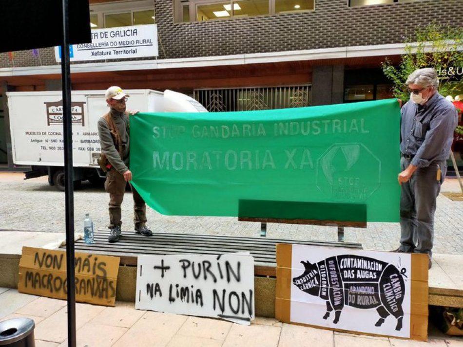 Reclaman políticas que pongan fin a la ganadería industrial y al modelo cárnico actual