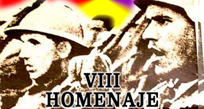 VIII Homenaje a las Brigadas Internacionales en Móstoles