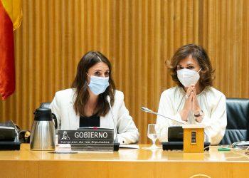"""Irene Montero: """"Esta legislatura debe finalizar con cinco grandes proyectos de derechos feministas"""""""