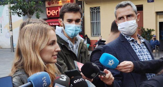 Aïda Llauradó (Badalona En Comú Podem), sobre la moción de censura: «Las fuerzas progresistas somos mayoría y podemos hacer realidad un nuevo gobierno»