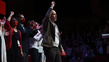 Unai Sordo reelegido secretario general de CCOO por amplia mayoría