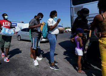 Agencias de la ONU solicitan medidas de protección para los haitianos en situación de movilidad, así como la adopción de un enfoque regional integral