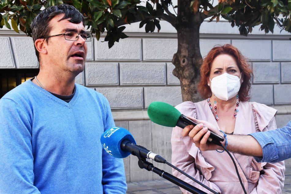 """Unidas Podemos Granada pone en valor que los PGE para 2022 """"se centran en las personas"""" y contemplan """"la mayor inversión social de la historia de España"""""""