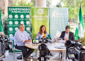 """Más País Andalucía apuesta por un espacio político verde, abierto a otros sujetos y """"netamente andaluz que trabaje por la dignidad social de los andaluces"""""""