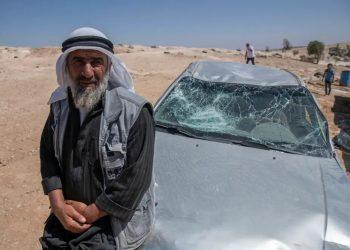 Terrorismo israelí: Palestinos denuncian ataque de colonos sionista protegidos por ejército de la ocupación