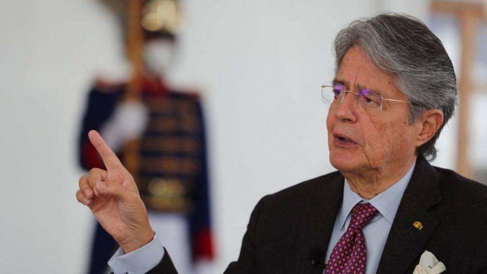 Guillermo Lasso amenaza con disolver el Parlamento ecuatoriano en medio del escándalo de los Papeles de Pandora