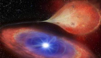 """Los astrónomos ven por primera vez una enana blanca que """"se enciende y se apaga"""""""