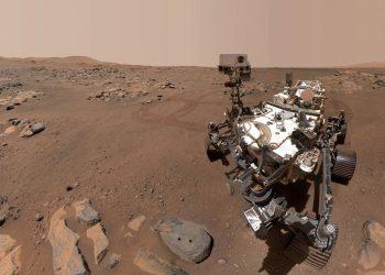 Los restos de un antiguo delta confirman que el agua fluyó alguna vez en Marte