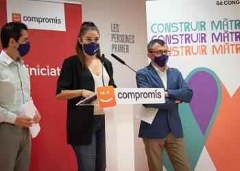'Construir Matria': Iniciativa-Compromís inicia el proceso de escuchar y debatir hacia su 6º Congreso