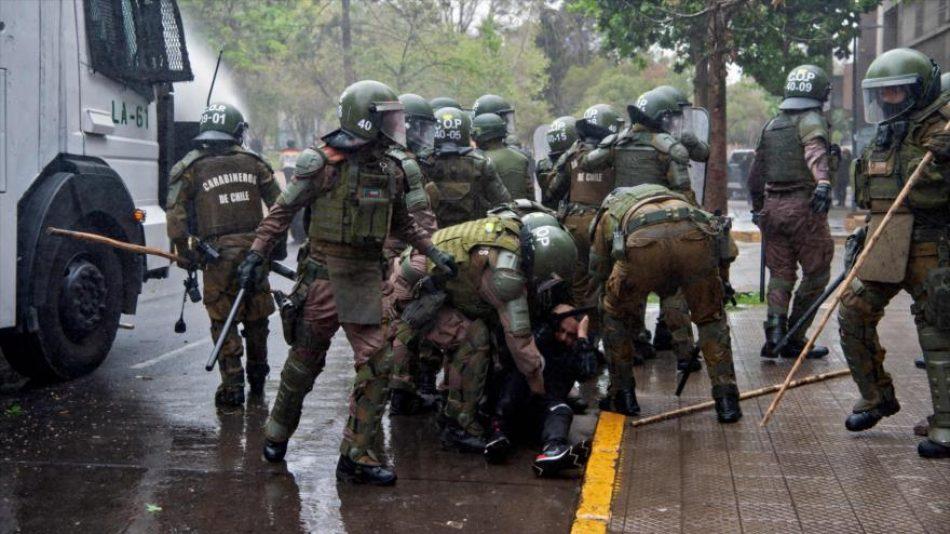 Piñera moviliza al ejército contra las protestas mapuches