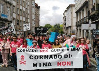 Cornado Mina Non rechaza el nuevo proyecto de la mina de Touro por los riesgos que entraña y sus múltiples impactos negativos