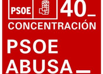 Concentración 16-O: «PSOE abusa de 800 mil empleados públicos en abuso de temporalidad»