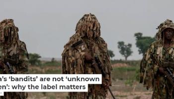 Los 'bandidos' de Nigeria no son 'pistoleros desconocidos': por qué importa la etiqueta