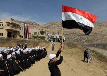 Siria advierte a Israel ante los planes de aumentar hasta 100.000 el número de colonos en los Altos del Golán