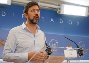 """Gómez Reino: """"Estes son os PGE máis xustos con Galicia"""""""