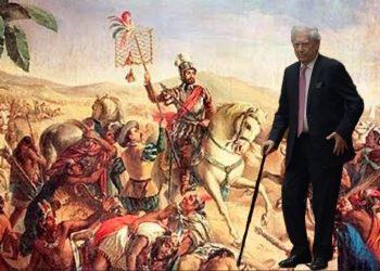 Vargas Llosa: ¡Viva Hernán Cortés, nuestro libertador!