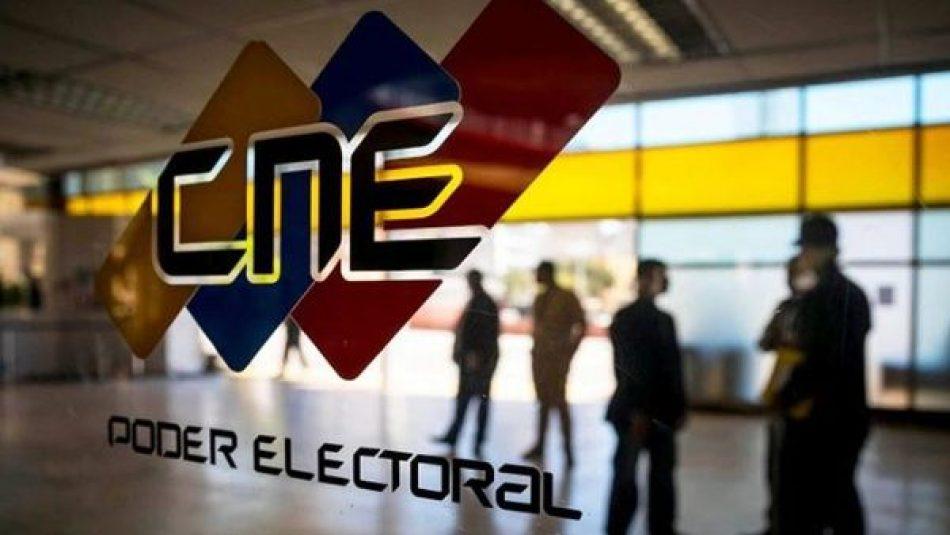 CNE venezolano confirma participación de observadores internacionales en simulacro electoral