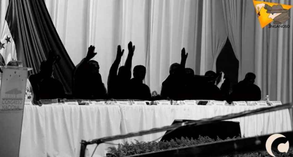 Indignación en Honduras por reformas que atentan contra derechos ciudadanos y favorecen la impunidad