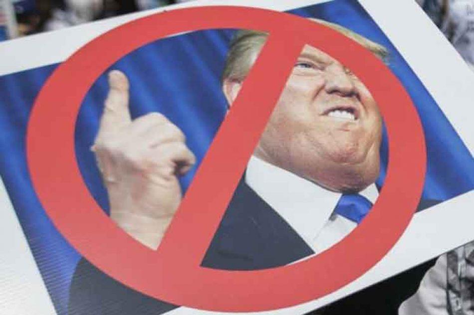Grupos republicanos en EEUU apoyarán a demócratas contra Trump