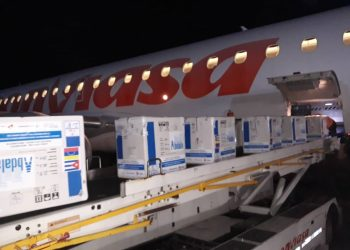 Llegan a Venezuela 900 mil dosis de la vacuna cubana Abdala