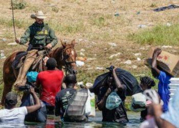 Biden y la amarga experiencia de haitianos en la frontera con México