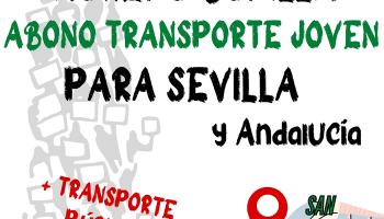 Concentración por el transporte público en San Bernando (Sevilla): 27 de octubre