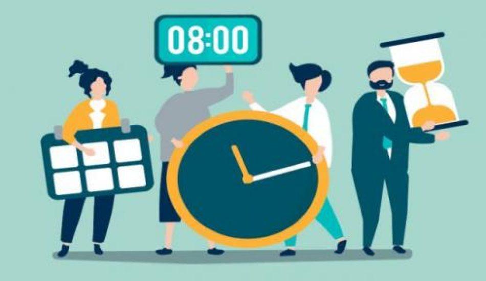 Privatización del tiempo laboral