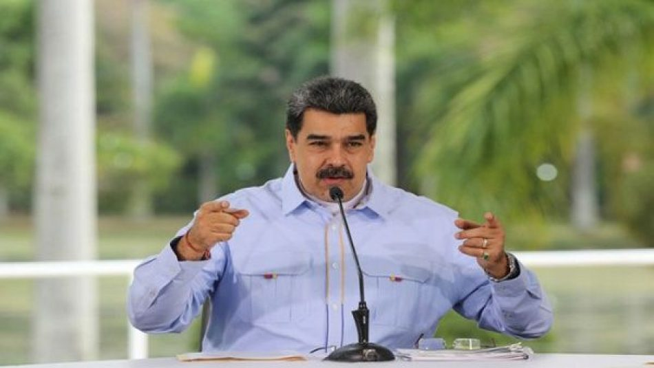 Pdte. Maduro destaca aumento de producción en medio del bloqueo
