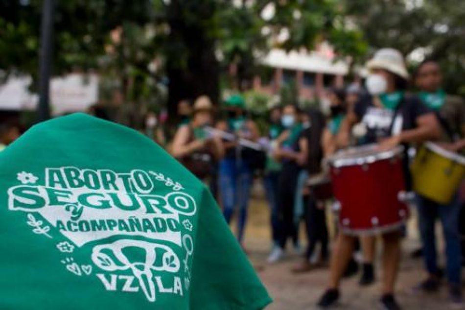 """""""Fue la marcha más grande por la despenalización del aborto en Venezuela"""""""