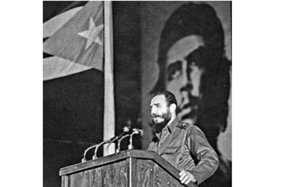 El eterno homenaje a Ernesto Che Guevara