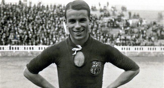 Josep Samitier: entre el FC Barcelona y el Real Madrid en tiempos difíciles