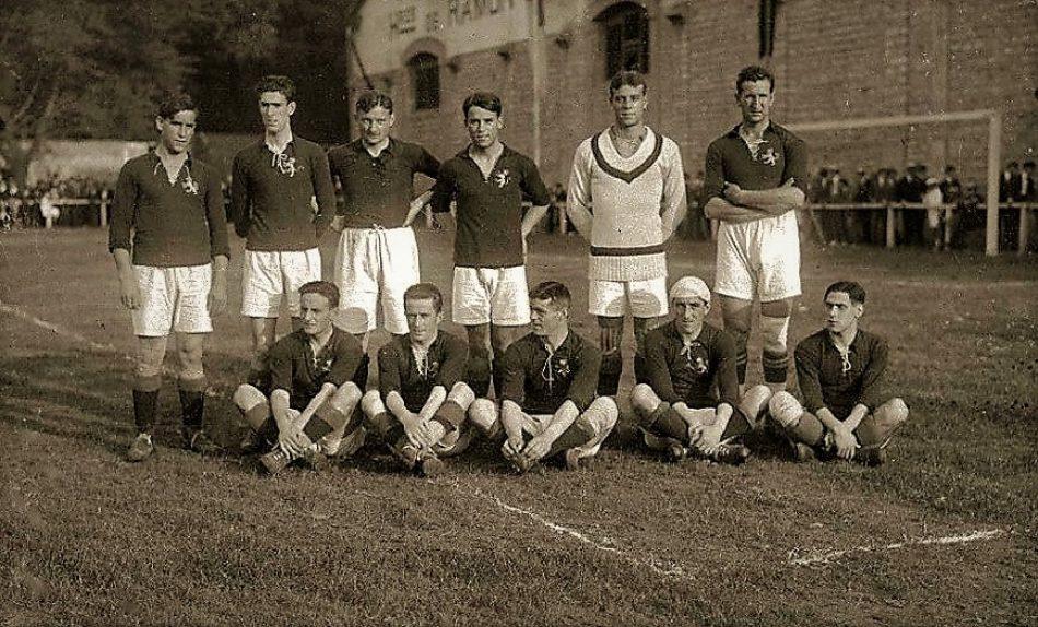 Amberes 1920: Una plata olímpica muy vasca