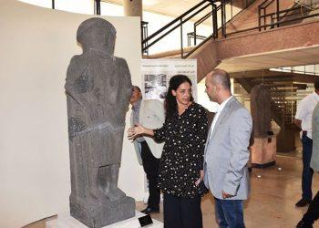 Siria recupera una antigua estatua aramea