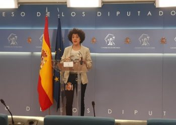 Aina Vidal, sobre l'acord en la llei d'habitatge: «Per fi el PSOE ha entrat en raó»